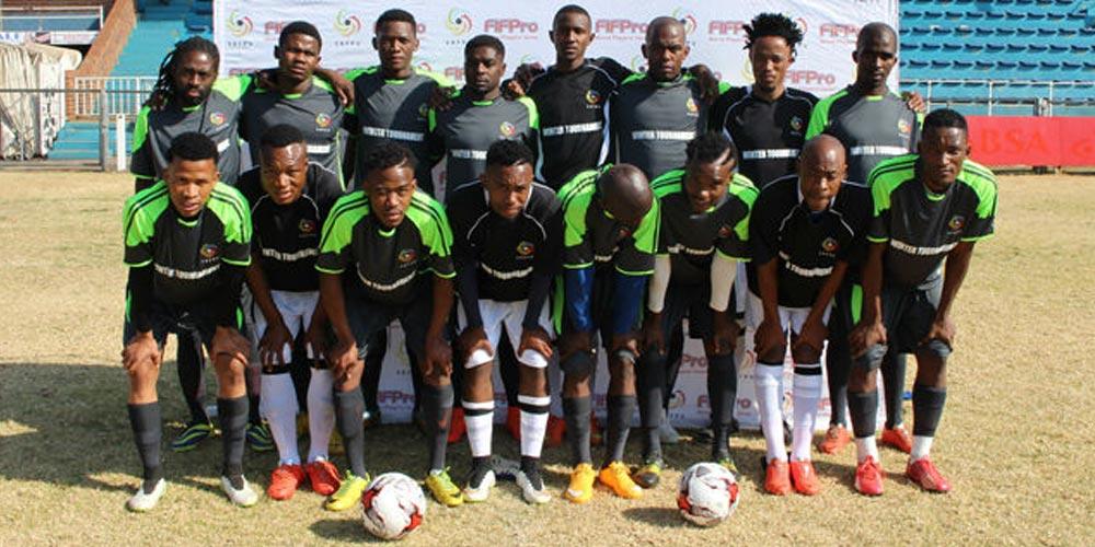 The SAFPU Team Win Their First Match