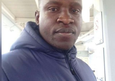 SAFPU President Tebogo Monyai