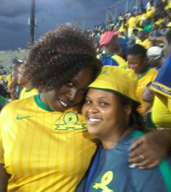 SAFPU has 100% members at Mamelodi Sundowns FC.